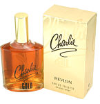 CHARLIE GOLD by Revlon / EAU FRAICHE SPRAY 3.4 OZ